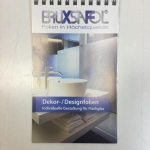 Vzorkovník Design folie