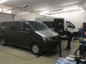 XPEL VW Caravelle