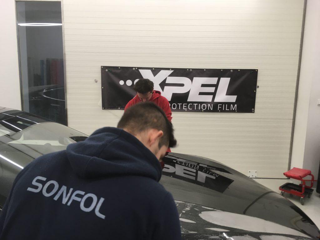 XPEL Tesla
